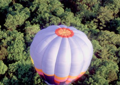 Hot Air Balloon, Wisconsin Dells, WI