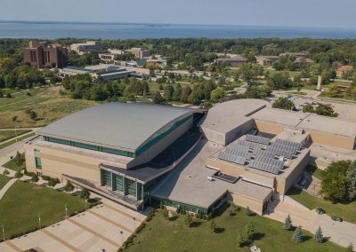 Kress Event Center, UWGB Campus, Green Bay, WI