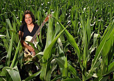 Barba Bazaldua - Musician
