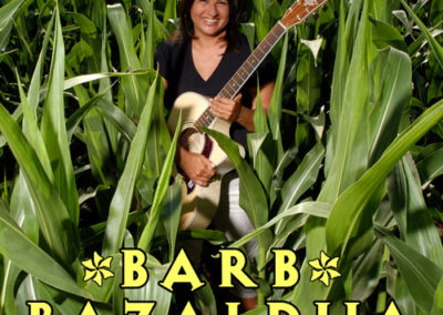 Barb Bazaldua proposed CD Cover