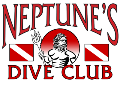 Neptune's Dive Club proposed logo