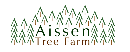 Aissen Tree Farm proposed logo