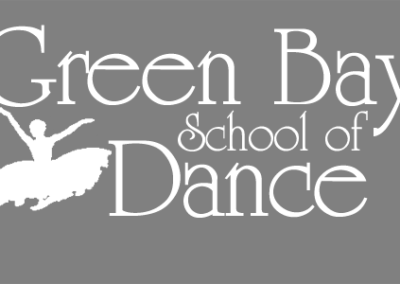 Green Bay School of Dance logo proposal