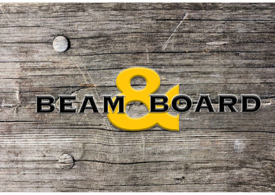 Proposed Beam & Board Logo