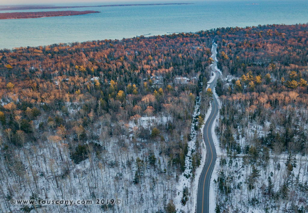 Jens Jensen Road, Door County, WI