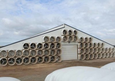 Farm Building Ventilation
