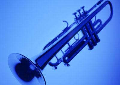 Trumpets Blues photo