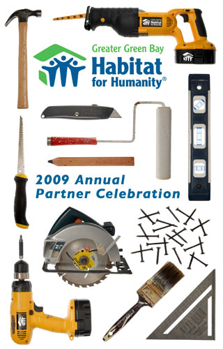 Habitat for Humanity Photocomposite