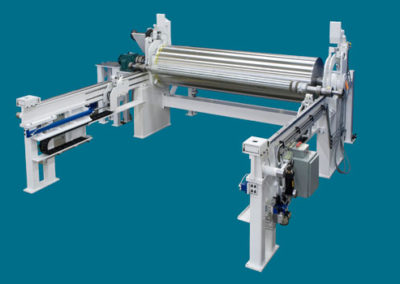 Associated Machine paper rewinder